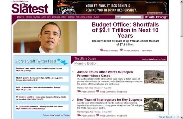 News Aggregators Have A Good Day